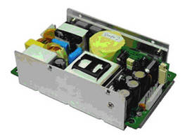 Medical Power Supplies deliver 200 W of continuous DC power.