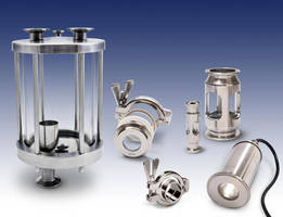 L.J. Star Announces Stainless Sanitary Fittings, Sight Glasses and Sight Flow Indicators for the Special Demands of the Pharmaceutical Industry