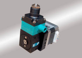 Diaphragm Dosing Pumps are chemical resistant.