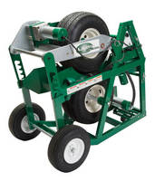 Greenlee Develops Solution for Low Friction Cable Feeding