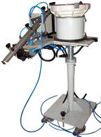 Elscint Vibratory Bowl Feeder for Spring Washers