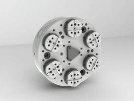 High Speed Chucks feature 6 equalizing jaws.