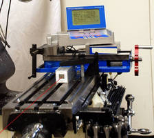 4D Microgage Receiver operates over distances of 100 ft.
