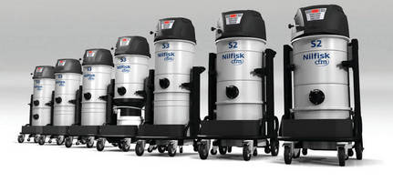 Single Phase Industrial Vacuum Cleaners are NRTL approved.