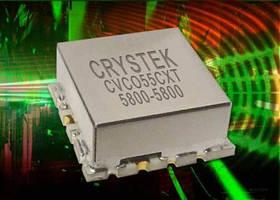 Coaxial Resonator Oscillator employs frequency doubling.