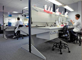 New Workbenches Improve Image, Morale and Productivity at Busy Orthodontic and Pediatric Appliance Laboratory
