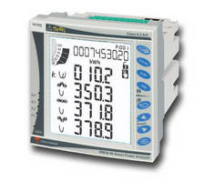 Power Quality and Utility Analyzer features modular design.