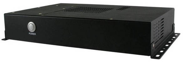 Digital Signage Player offers 128 MB DDR3 sideport memory.
