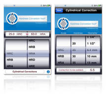 New Wilson® Hardness Converter Application