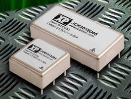 Ultra Compact DC-DC Converters come in 15 and 30 W versions.