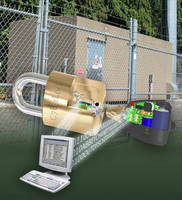 Electronic Padlocks Control and Track Access to Physical Assets