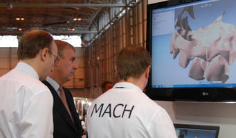 Delcam Completes First Sales from MACH Exhibition