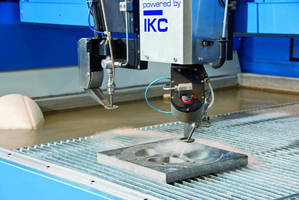 Water Jet Manufacturer Jet Edge Introduces Innovative 5 Axis Water Jet Cutting Technology