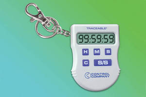 Handy Digital Timer offers countdown and stopwatch modes.
