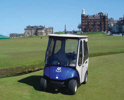 Curtis Supplies Cabs to St. Andrews Golf Course