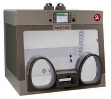 Ergonomic Anaerobic Chamber can be accessed with bare hands.
