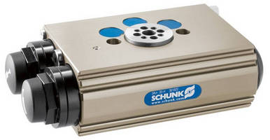 Rotary Actuator is suited for rotating heavy loads.