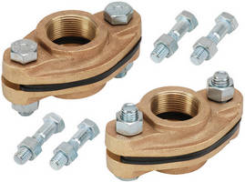 Bronze Meter Flange Kits from Matco-Norca