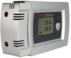 Humidity/Temperature Data Logger stores 20,000 data points.