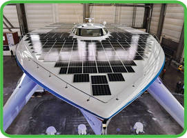 WAGO IPCs Managing Energy Aboard Largest Solar-Powered Boat