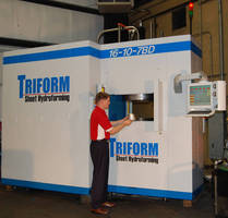 Beckwood to Demonstrate Hydroform & Hydraulic Presses at IMTS, Booth 6276