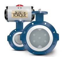 Sure Seal LBF Series Lined Butterfly Valves Receive Patent