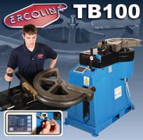 CML USA, Inc. Ercolina to Showcase Ercolina TB100 Rotary Draw Tube and Pipe Bender at IMTS 2010