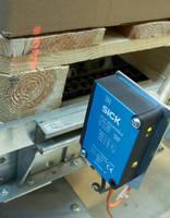 Photoelectric Sensor detects irregular shaped objects.