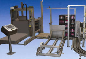 New Dairy Case Palletizing System and Savanna.NET® WMS 2.2 Featured by Westfalia Tech. at Pack Expo Booth #N-4371