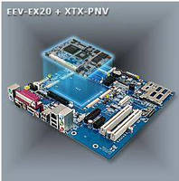Avalue Announced EEV-EX20 Micro-ATX Baseboard Equipped with Embedded XTX Modules