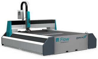 Flow International Features Mach 4 with Dynamic XD at FABTECH