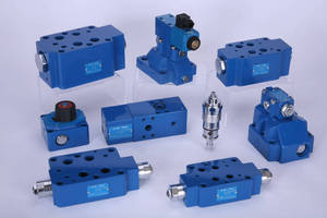 Eaton's Hydraulics Group Announces Seven New Families of Heavy-Duty Valves for Primary Metal, Marine, Oil & Gas, and General Industrial Applications