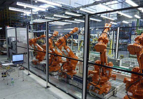 Talk2M Enables Remote Monitoring and Control of Robot Welding Machines