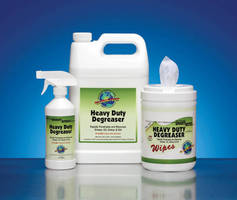 JNJ Industries' GlobalTech® Heavy Duty Degreaser Certified as Clean Air Solvent by SCAQMD