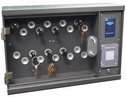 The New CyberKey Vault 20 Electronic Key Cabinet Keeps Management Informed