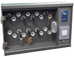The New CyberKey Vault 20 Electronic Key Cabinet Keeps Management Informed