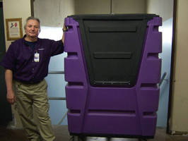 Maricopa Medical Center Replaces Unsightly, Open-Air Utility Trucks with Sleek, Covered Laundry Carts to Upgrade Sanitation, Control Odors and Hide Soiled Laundry from View