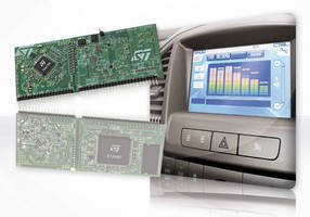 STMicroelectronics' HD Radio Chipset Certification Heralds Next-Generation Car Audio and Infotainment