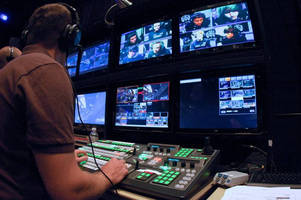 Major League Gaming Provides Live Webcasts of Pro Circuit Events with Broadcast Pix