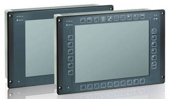 Ruggedized Display Computer is intended for mobile applications.
