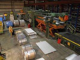 Penn Stainless Products Installs New Herr-Voss Stamco Heavy Gauge Cut-to-Length Line