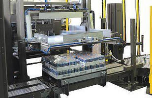 ARPAC to Feature the P-25/PAC Series Automatic Combo Palletizer & Stretch Wrapper System at the Pack Expo 2010 Show, Booth # S-400! McCormick Place Chicago, October 31 - November 3, 2010