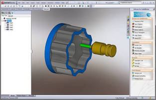 Delcam's Integrated Cam for Solidworks Gains Gold Product Status