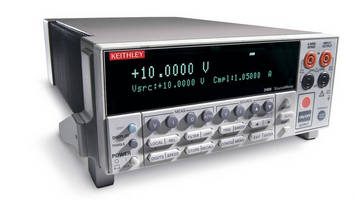 Nobel Winners in Physics Used Keithley Instrumentation in Prize-Winning Research