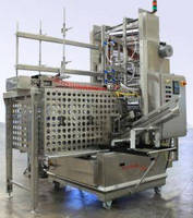 Thiele Offers Complete Washdown Package on SWF Line of Tray & Bliss Formers