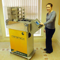 Ceramicx to Provide Free Infrared Heat Testing at K 2010 Show