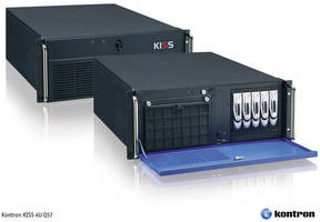 New Kontron Industrial Silent Server Generation with Intel® Q57 Express Chipset, Intel® Core(TM) i3/i5/i7 Processors and Improved Housing