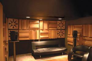 Auralex's New Sustain Bamboo Sound Diffusor Series Debuts at Studio Center Miami