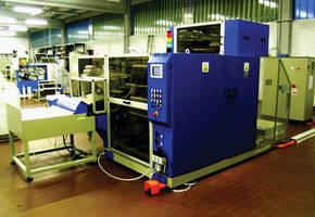 NO.EL Off-Line Rewinder in Davis-Standard Laboratory