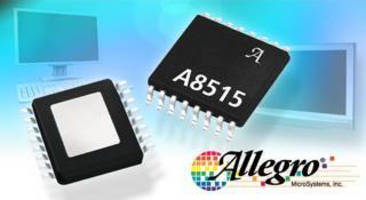 Fault Tolerant LED Driver can drive up to 24 LEDs at 120 mA.